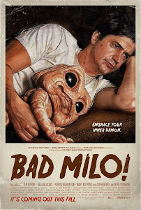 Capa Bad Milo! – WEBRip AVI e RMVB Legendado Poster3 691x1024