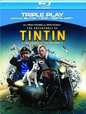Download Film: The Adventures of Tintin 2011 Bluray 720p