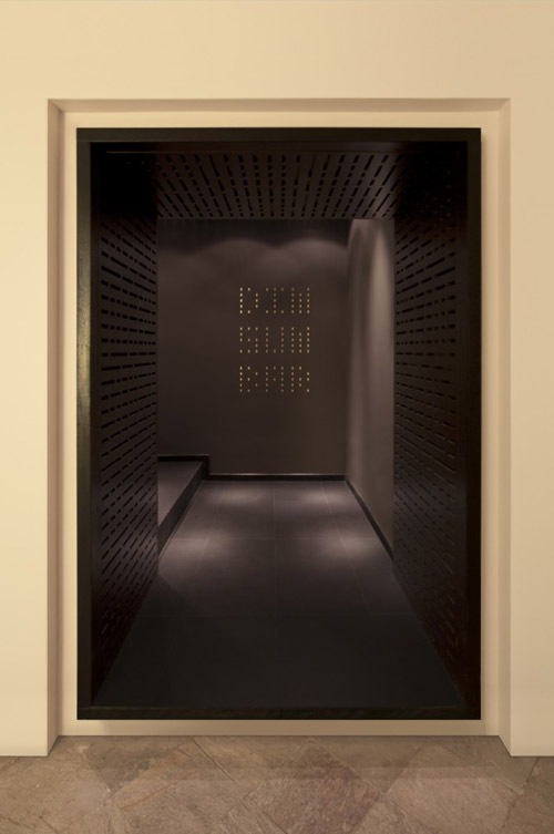 Dim Sum Bar by Hou de Sousa Interior Entrance