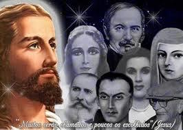 Jesus e os seus seguidores