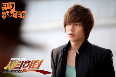 Sinopsis Drama City Hunter Episode 1-20 (Tamat)