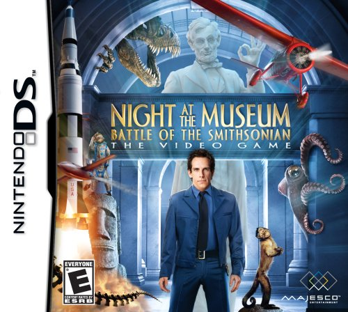 Night at the Museum: Battle Of The Smithsonian NDS Torrent ...