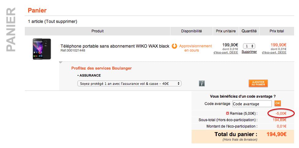 5 de r duction sur le wax wax blog tests infos et - Code promo mister auto frais port offert ...