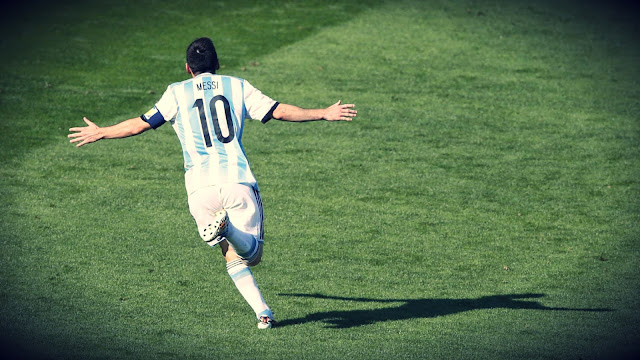 Lionel Messi 39 S Wonder Goal Against Iran Gif All About Fc