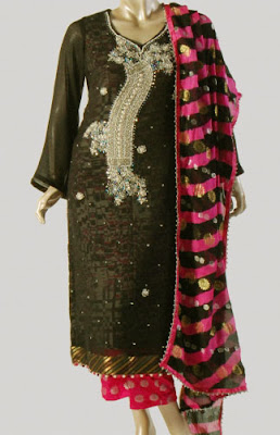 Ladies New Dress Designs For Eid