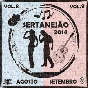 Download Sertanejão Vol 8 e 9: Agosto e Setembro 2014 Baixar CD mp3