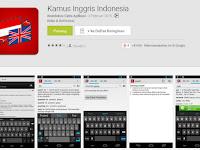 Aplikasi Kamus Indonesia-Inggris Terbaik Untuk Android Offline