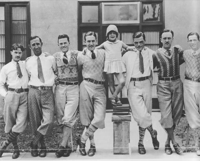 Vintage Men's Fashion #vintage #mens #fashion #1930s #menswear