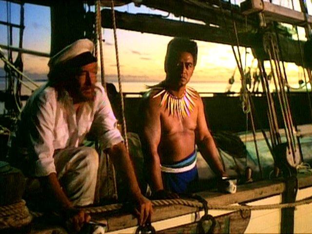 Bernard Kearns and Rongo Tupatea Kahu
