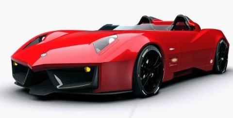 Spada Vetture Codatronca Monza Sport Car