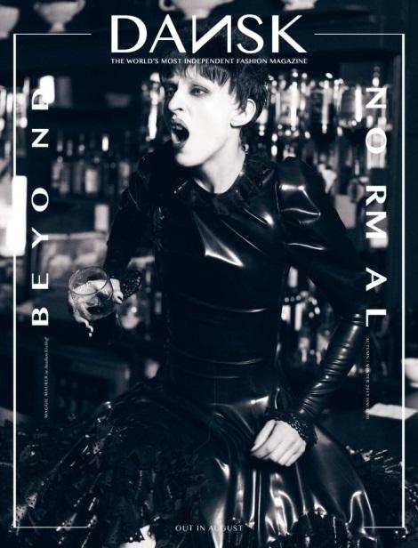 Dansk #30 Magazine Cover