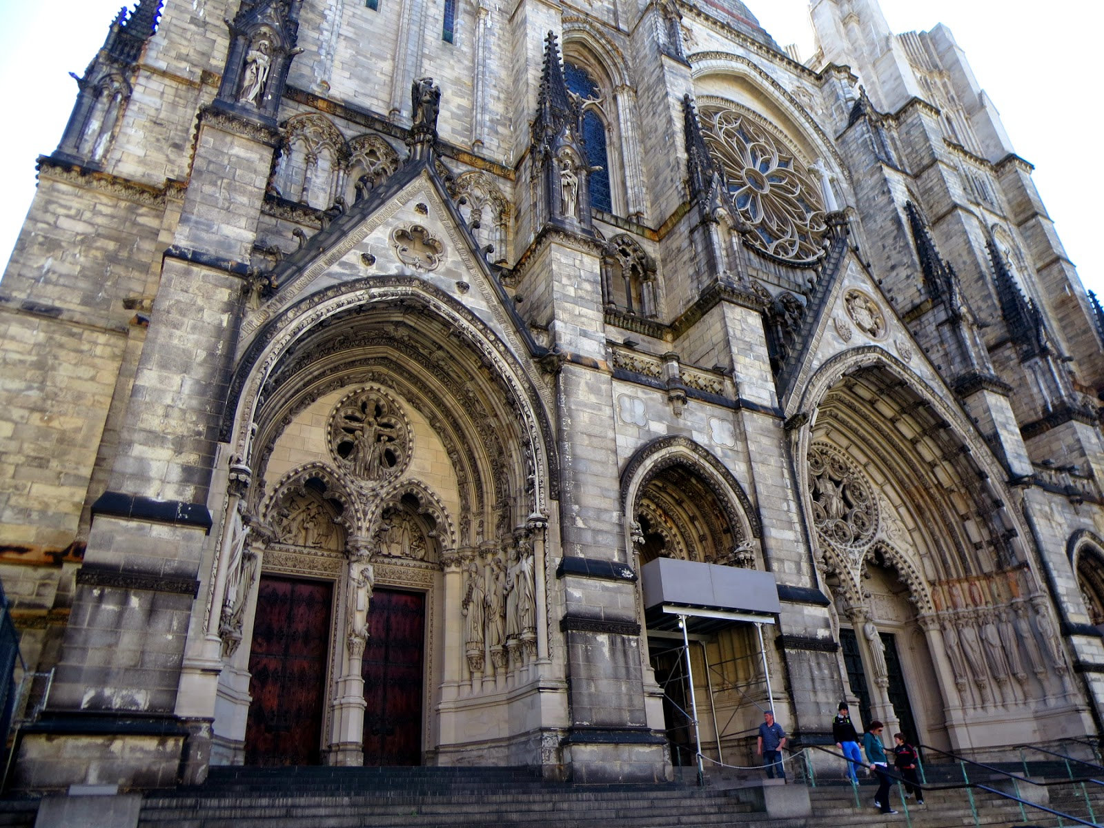 Nightwatch NYC: Youth Pilgrimage to St. John the Divine