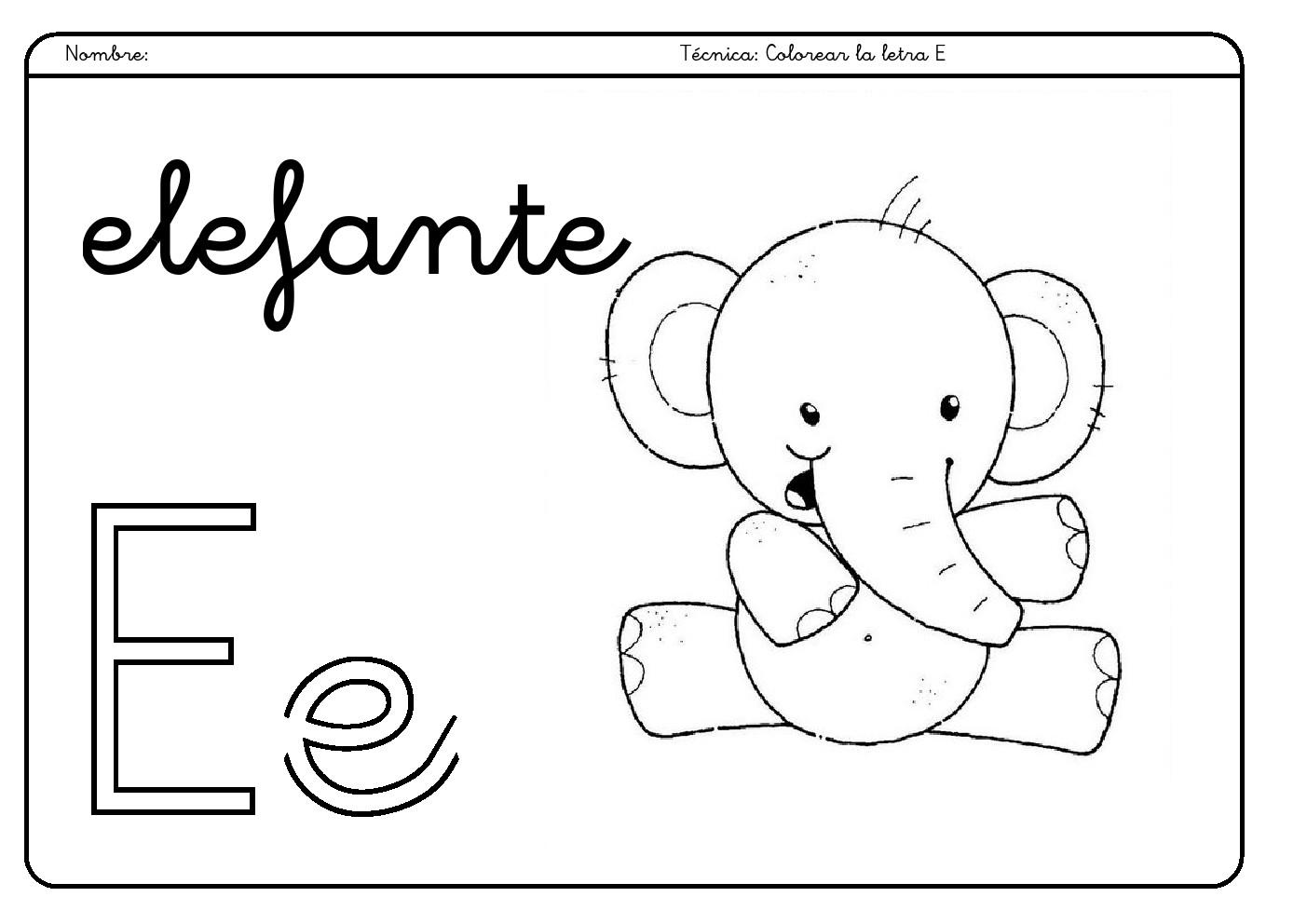 Recursos infantiles abecedario - Laminas para la pared ...