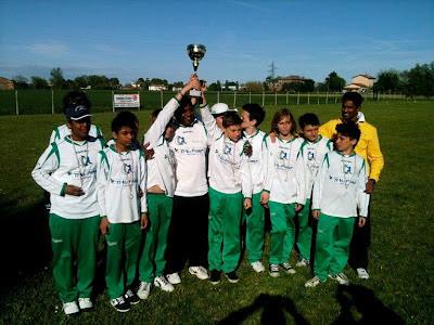 Olimpia Casteller Campione U13 Maschile 2012