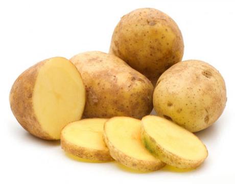 Cách làm trắng da toàn thân bằng khoai tây
