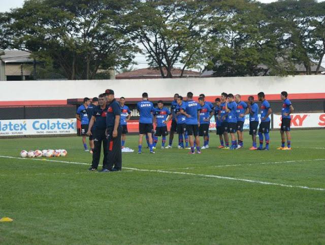 O Atlético-GO está invicto há sete jogos, mas precisa de uma vitória contra o Ceará (Foto: Divulgação)