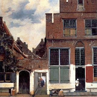 Vermeerwandeling door Delft