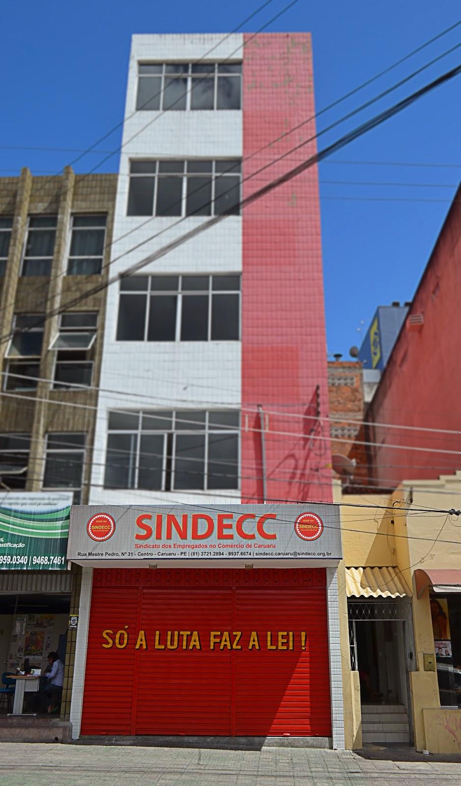 26 de setembro aniversário do SINDECC.