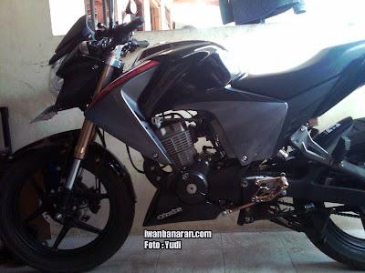Foto Modifikasi Honda New Megapro