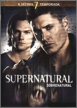 Download - Supernatural 7ª Temporada DVDR