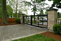 Iron Fence Gates Designs