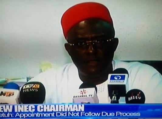 PDP Rejects Amina Zakari's Appointment As INEC Acting Chairman