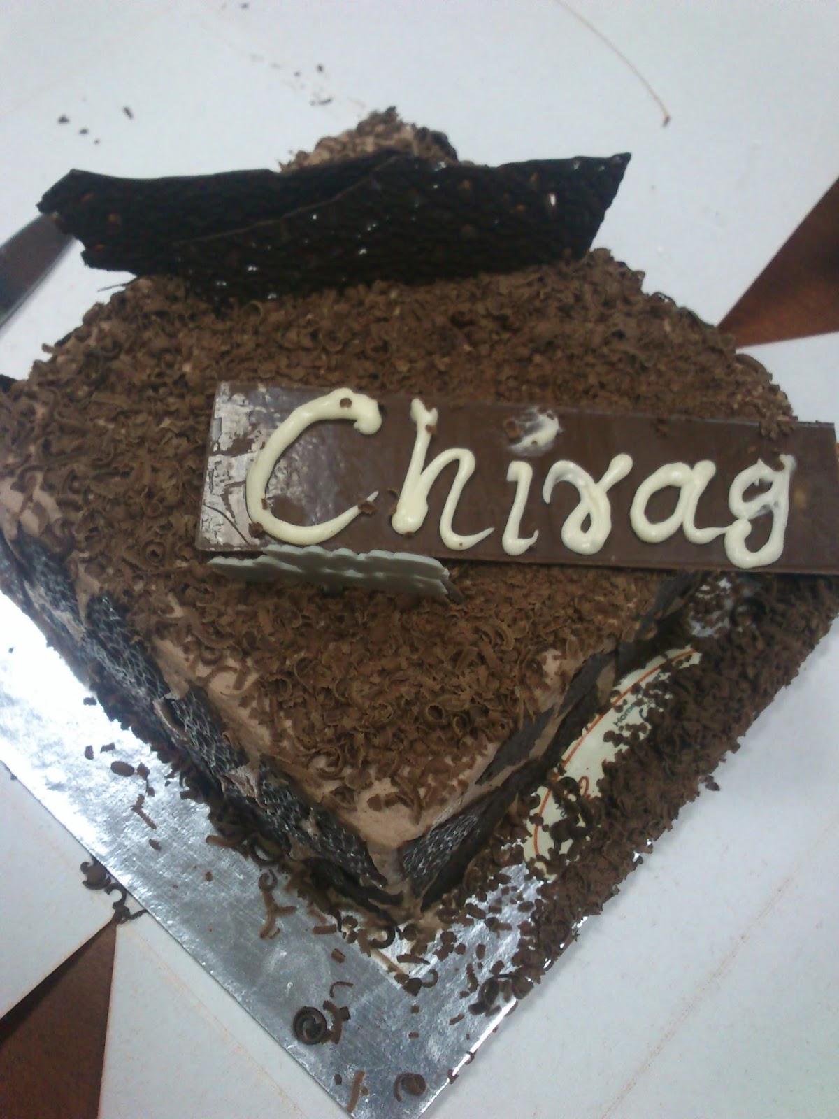 Birthday Cake Images With Name Chirag : Birthday Bummer 3 Stalking Vanilla
