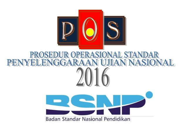 Download POS UN 2016 Untuk SMP/SMA/Sederajat