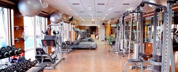 Phòng Gym căn hộ Sunny Plaza