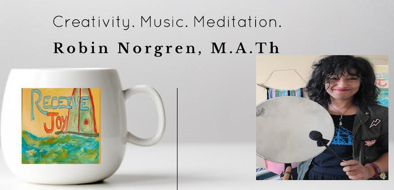 Robin Norgren, Creativity Chaplain