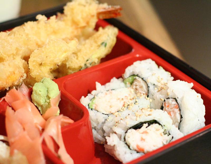 """Bento, la comida de """"tupper"""" japonesa con caras de animales"""