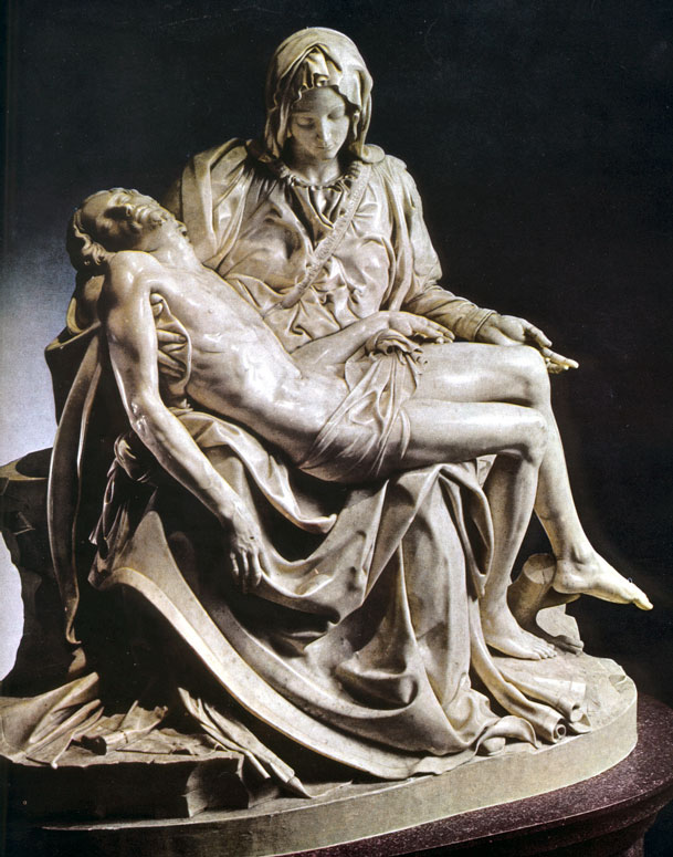 michael angelo statues in rome - photo#12