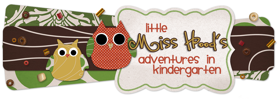 Little Miss Hood's Adventures in Kindergarten