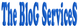 The Blog Services