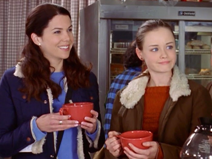 gilmore girls binge watching