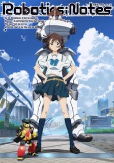 Robotics;Notes anime