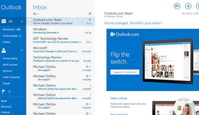 outlook app windows 8.1