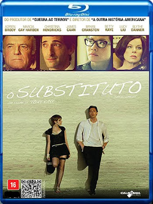 Filme Poster O Substituto BDRip XviD Dual Audio & RMVB Dublado