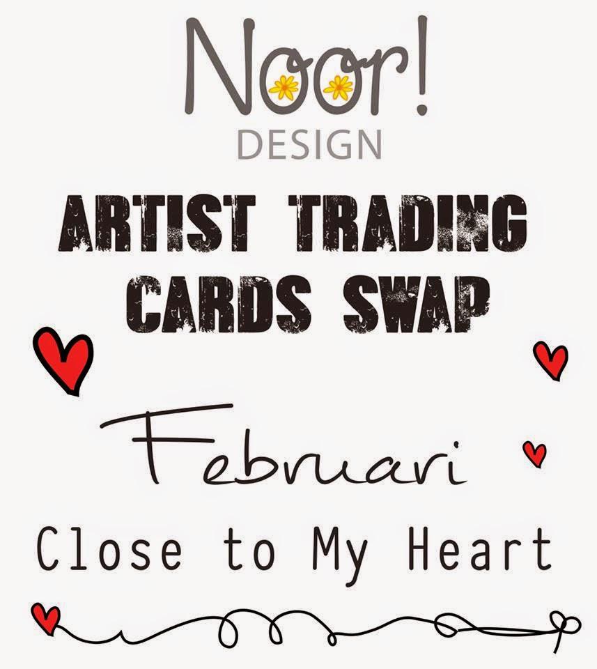Noor! Design ATC Swap!