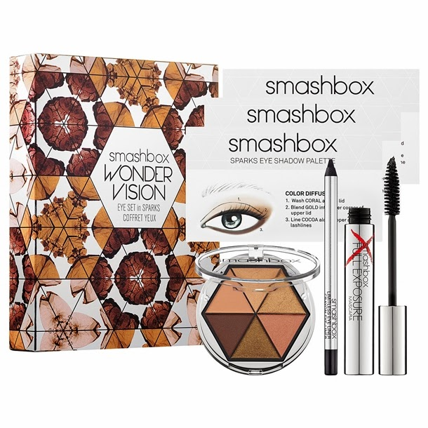 Smashbox Wondervision for  Holiday 2013 Makeup Collection