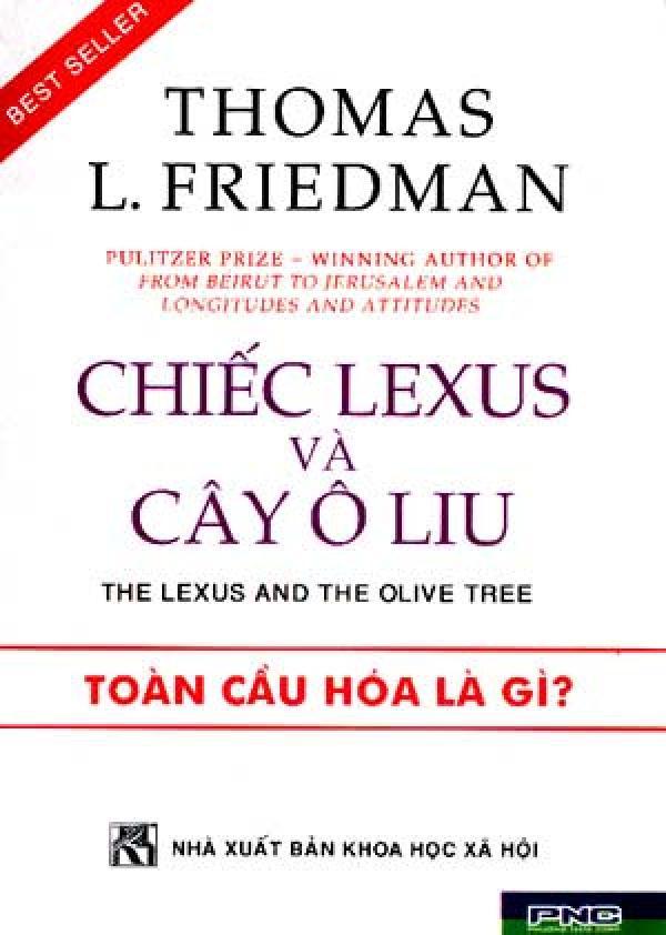 Chiếc Lexus Và Cây Ô Liu