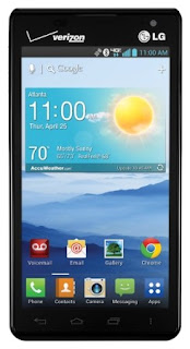 LG rilis Lucid2 VS870 CDMA 4G