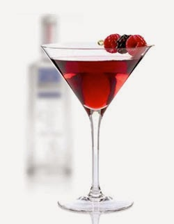 Very Berry Martini
