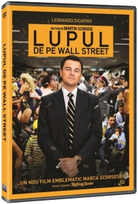 Lupul de pe Wall Street pe DVD! Comanda-l acum!