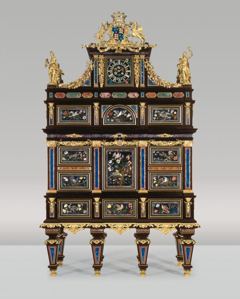 Restaurata los muebles m s caros de la historia for Muebles del mundo