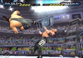 Download Games WWE SmackDown Shut Your Mounth Playstation II