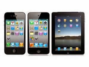 ipad, iphone, ipod