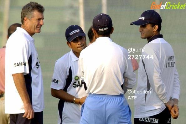 Tendulkar takes over Mumbai Indians captaincy Coach IPL-6 Players News Photos