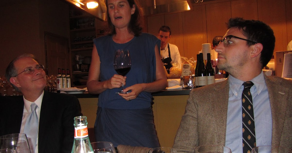 Wine -- Mise en abyme: Rising stars from historic estates: Alessia ...