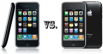 Perbedaan Spesifikasi Iphone 4S Dan Iphone 5